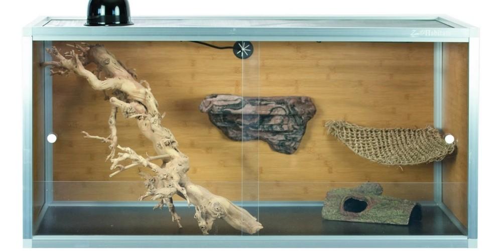 120 gallon bearded dragon tank zen habitats enclosure